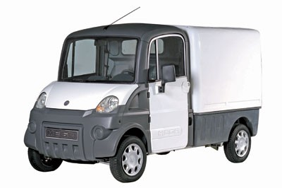 Electric Cars And Vans From Dragon Electric Vehicles